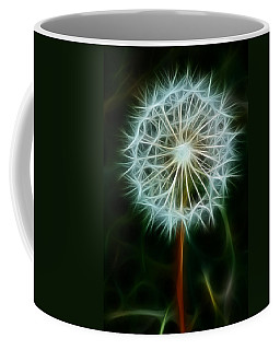 Make A Wish Coffee Mug by Joann Copeland-Paul