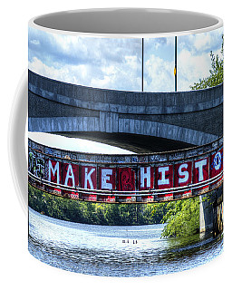 Make History Boston Coffee Mug
