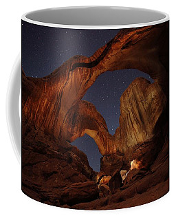 Coffee Mug featuring the photograph Gimme Another Double by David Andersen