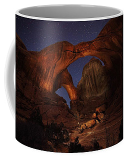 Coffee Mug featuring the photograph Make It A Double by David Andersen