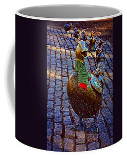 Make Way For Ducklings Coffee Mug