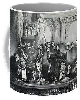 Make Way For The Bad Guys Coffee Mug