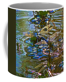 Coffee Mug featuring the photograph Making A Deposit For The Future by Gary Holmes