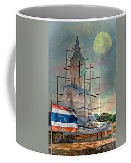 Making Buddha Coffee Mug