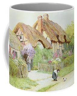 Making Friends  Coffee Mug