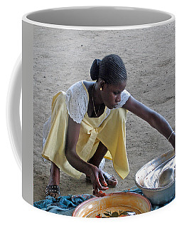 Making Lunch Dakar Senagal Coffee Mug