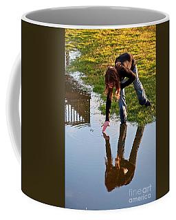 Making Water Ripples  Coffee Mug