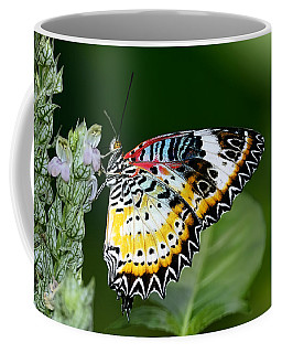 Malay Lacewing Butterfly Coffee Mug