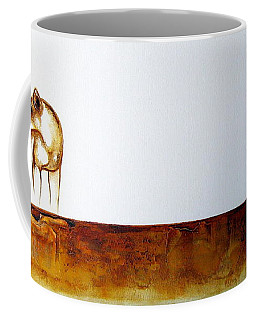 Lioness - Original Artwork Coffee Mug