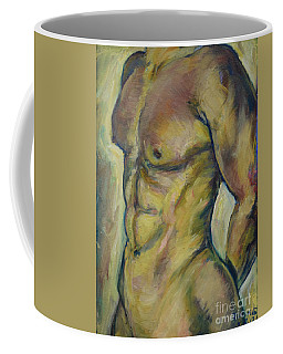 Nude Male Torso Coffee Mug