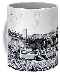 Malibu Beach House - 1960 Coffee Mug