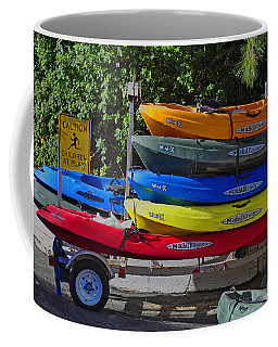 Malibu Kayaks Coffee Mug