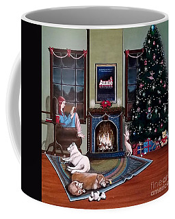 Mallory Christmas Coffee Mug