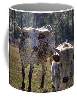 Mamma's Watchin Coffee Mug