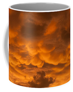 Mammatus Clouds Coffee Mug
