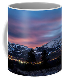 Mammoth At Night Coffee Mug