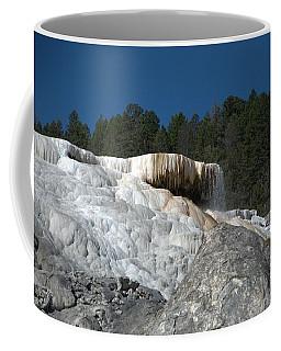 Mammoth Hot Springs 1 Coffee Mug