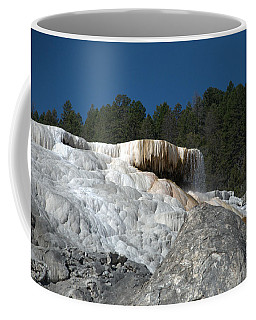 Mammoth Hot Springs 1 Coffee Mug