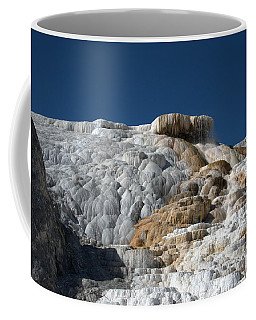 Mammoth Hot Springs 2 Coffee Mug