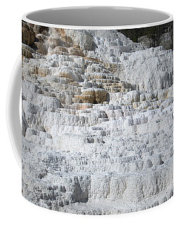Mammoth Hotsprings 3 Coffee Mug