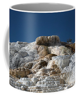 Mammoth Hotsprings 4 Coffee Mug