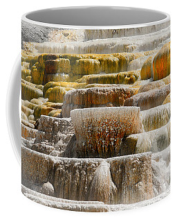 Mammoth Springs Coffee Mug