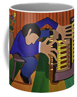 The Organist Coffee Mug