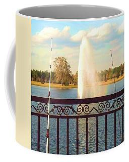 Man Made Rainbow Coffee Mug