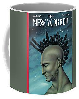 Mohawk Manhattan Coffee Mug