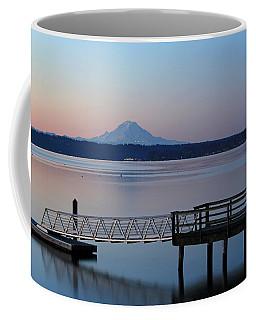 Manchester Pier Coffee Mug