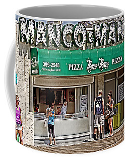 Manco And Manco Pizza Coffee Mug
