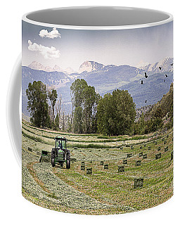 Mancos Colorado Landscape Coffee Mug