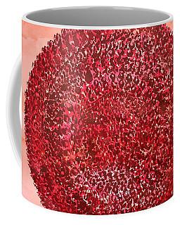 Mandala Sun Original Painting Coffee Mug
