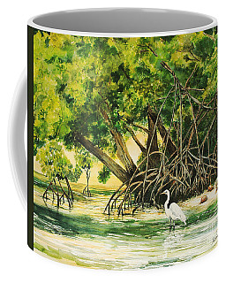 Mangrove Morning Coffee Mug