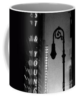 Manhattan Noire Coffee Mug