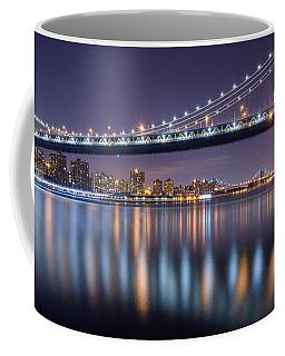 Manhattan Reflections  Coffee Mug