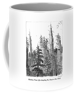 Manhattan Woods Coffee Mug