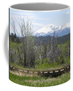 Lake Manitou Sp Woodland Park Co Coffee Mug
