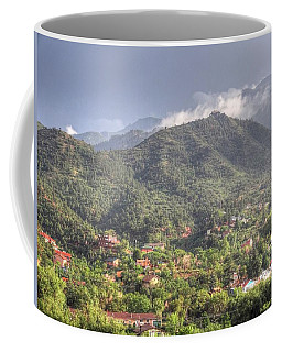 Coffee Mug featuring the photograph Manitou To The South I by Lanita Williams