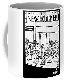 Man's Best Friend Coffee Mug