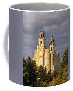 Coffee Mug featuring the photograph Manti by Dustin  LeFevre