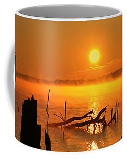 Mantis Sunrise Coffee Mug