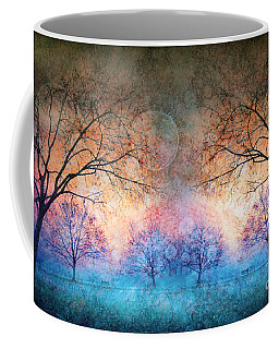 Many Moons Coffee Mug by Tara Turner
