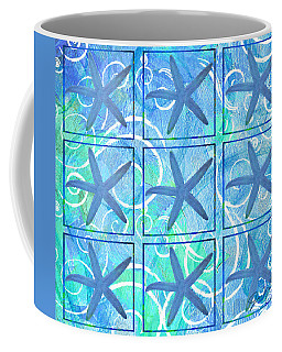 Many Stars By Jan Marvin Coffee Mug