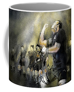 Maori Haka Coffee Mug