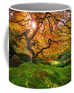 Coffee Mug featuring the photograph Maple  by Dustin  LeFevre