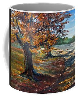 Maple Lane Coffee Mug