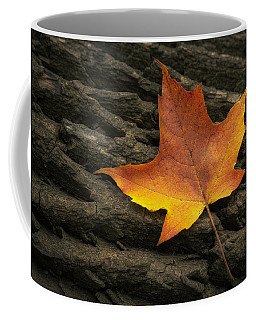 Maple Leaf Coffee Mug