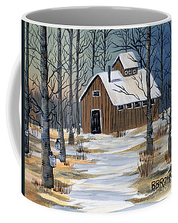 Maple Syrup Shack Coffee Mug