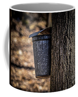 Maple Syrup Time Collecting Sap Coffee Mug